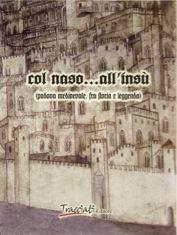 Copertina del volume Con il naso all'insù di Adriano Smonker