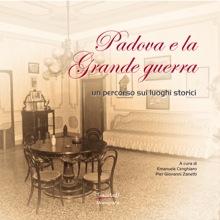 copertina del volume Padova e la Grande Guerra