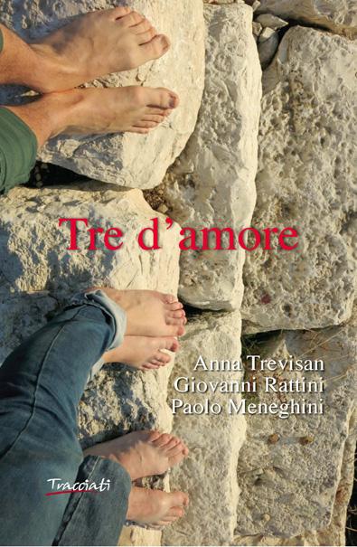copertina del volume Tre d'amore