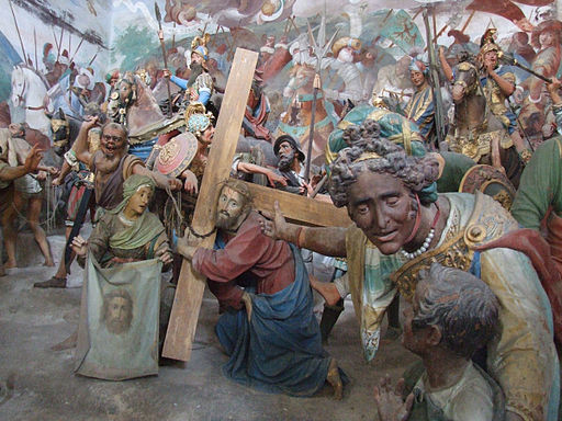 Sacro Monte di Varallo (foto Wikimedia)