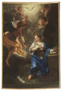 Jean Raoux - Annunciazione